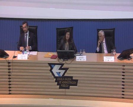Intervención de Mar España Martí - Xornada sobre a adaptación da Lei de protección de datos ao regulamento europeo